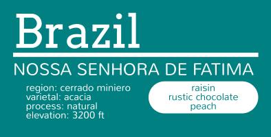 Brazil Nossa Senhora de Fatima 1 1