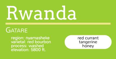 Rwanda Gatare 1
