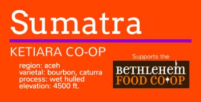 Sumatra Ketiara 1